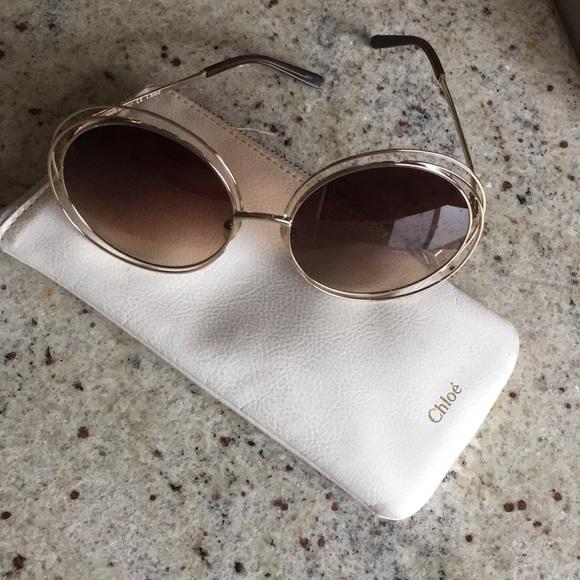 0c41d6b3bf0 Chloe Accessories - Chloe Carlina glasses